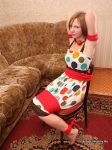 Alice Lee - tied to the chair 06 by Stervus