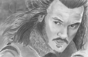 Bard the Bowman 1 by BethannNg