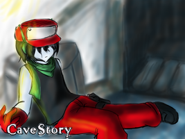 Cave Story - PROMO by Mayrune
