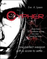 CYPHER - Eve's book cover by AiRen-SC