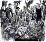 "TRUE BLOOD ""Tainted Love"" covers 1-6 by J-Scott-Campbell"