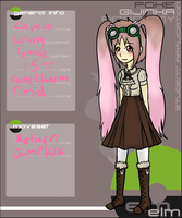 PGA: Lavelle *UPDATED* by Tess-Is-Epic