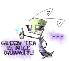 Tak's Tea by Zim-0f-Irk