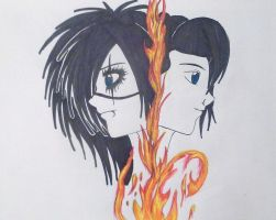 Andy Biersack: The New and The Old by kittykatc666