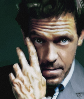 Dr.House by Harziel