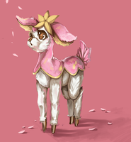 deerling by raspbearyart