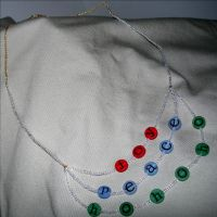 Winter Wishes Necklace by UrsulaPatch