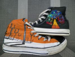 Muse Converse by ExogenesisOverture
