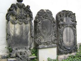 Tombstones 2 by almudena-stock