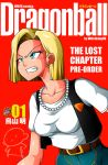 PRE-ORDER DRAGON BALL: THE LOST CHAPTER NOW! :) by Witchking00
