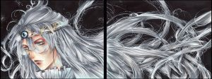Silver Hair :FullView plz: by Giname