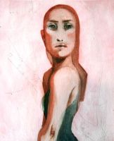 Une femme---Work in progress2 by milleduc