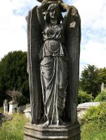 Southampton Old Cemetery 11 by OghamMoon