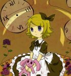 Rin Kagamine- Chronophobia by StardustStorm