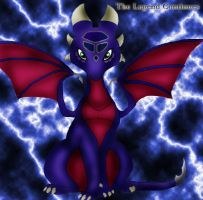 Cynder: The Legend Continues by 1234LERT7Nan2