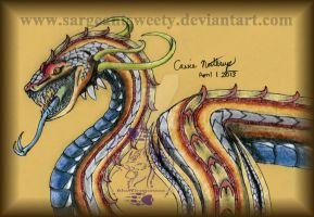 Snake Dragon by SargeantSweety
