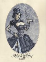 Black Widow 1887 by MichaelDooney