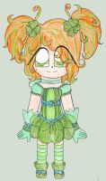 Cure Clover by V-P-aurore-star