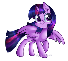 Twilight Sparkle by Dreamilicious