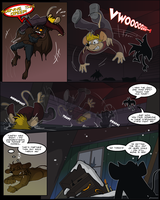 Keeping Up with Thursday, Issue 14 page 28 by KUWTComicsInc