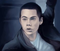 Teen Wolf - Stiles by Alex-JD-Black