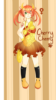 Firey Adoptable (CLOSED) by CherryCheery