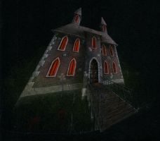 Poe: the house of Usher by Crooty