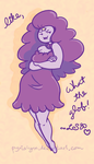 :at: Lumpy Space Pers--Princess by pyxislynx