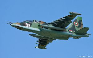 Su-25 UBK Frogfoot 095 by Thunderbolt120