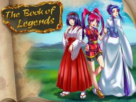 The Book of Legends by AldorleaGames