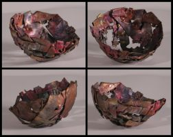 Wrapped Vessel Fire Color by nonparticipant