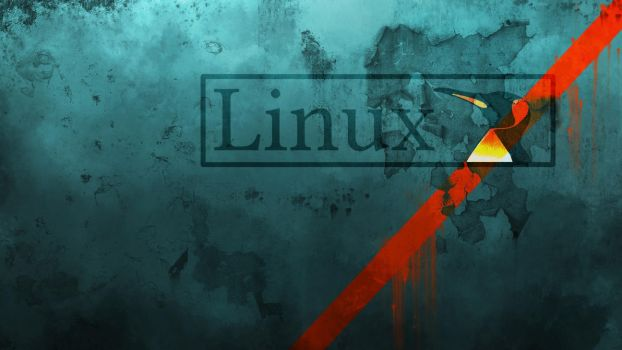 Linux by duschaan