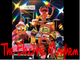 Dr Teeth and  The Electric Mayhem by movielover100