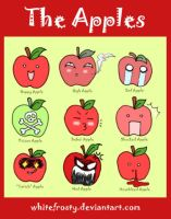 The Apples I by whitefrosty