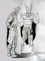 Ethagan character study by hcollazo2000