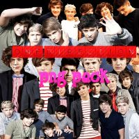 One Direction Pack Png by iJonasStylesGirl