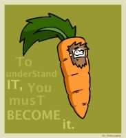 Dr Philosophy's Carrot Theory by True-Believer