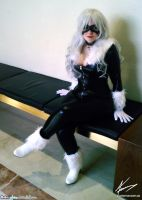 Black Cat Cosplay 1 by Edaine