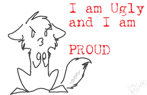 .: ugly and proud by mickeymousemic