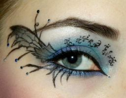 Dark Fairy Look by Klaudia88