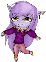 Yordle Luxa by Luxianne