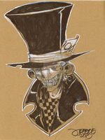 $25 Mad Hatter by JeremyTreece