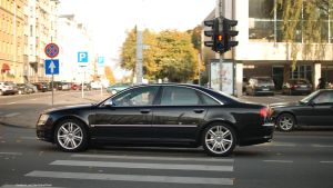 Audi S8 D3 by ShadowPhotography