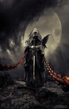 The Dark Lord by Areart