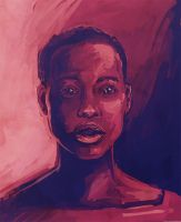Lupita quick paint by pocketm0use