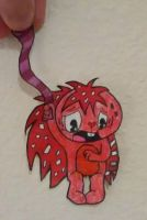 Hanging Flaky by Octoberwolf1998