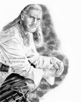 Qui-Gon Jinn by adavesseth