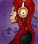 Fiery Melody by Lennoue