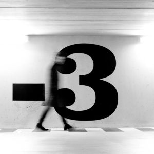 Number 3 by Marion-Volant