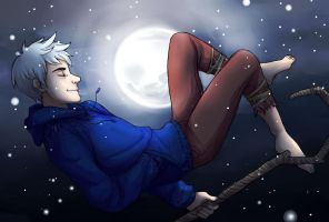 jack frost by mifinlow